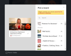 How to Tell If You Already Pinned a Pinterest Pin desktop