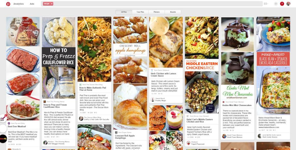 Pinterest-Auto-Corrected-Search-typo
