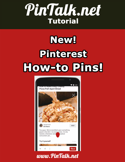 Pinterest-How-to Pins
