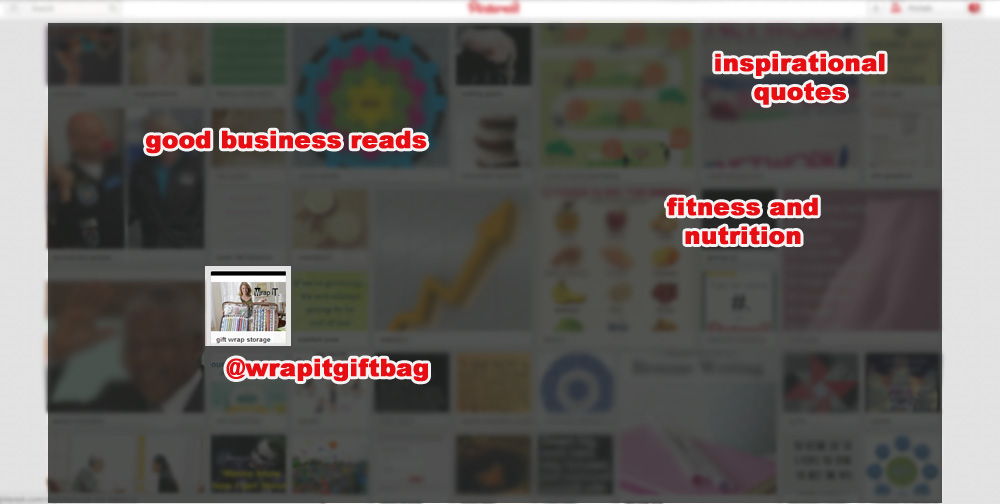 Pinterest Interests Pintalk