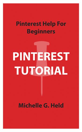 Pinterest Tutorial Book