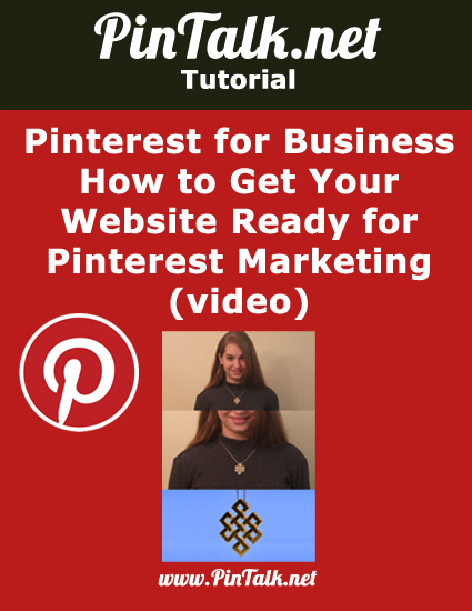 Pinterest for Business Get Website Ready Pinterest Marketing
