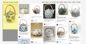 Pinterest visual search tool similar pins