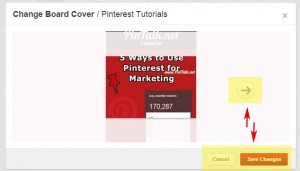 pinterest change board cover image 3