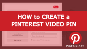 Pinterest Video Pin